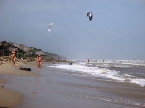playa El Bluff